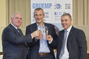 Gruemp: Claudio Frasson - Luigi Biasetto - Damiano Frasson
